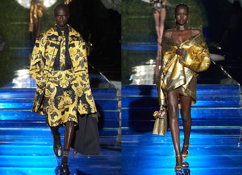 bst fendi x versace milan fashion week - 4
