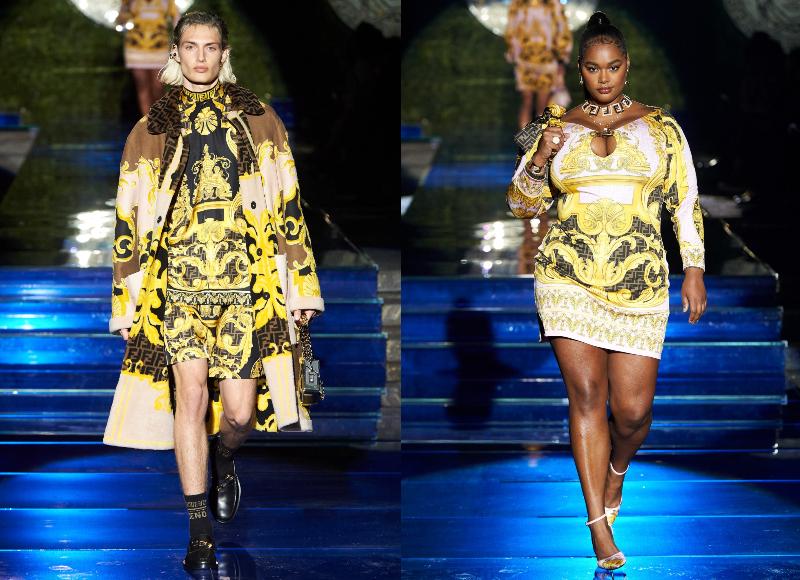 bst fendi x versace milan fashion week - 7