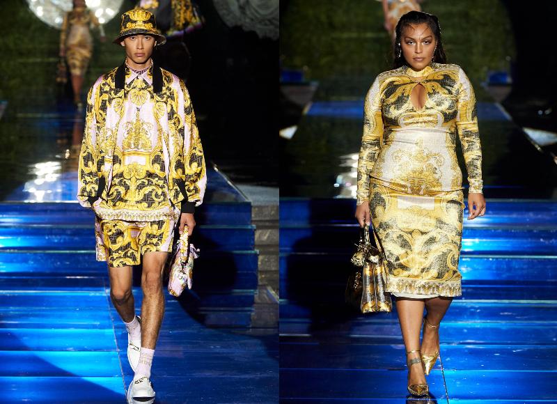bst fendi x versace milan fashion week - 8