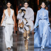 BST Fendi Xuân Hè 2022: Vẻ đẹp của sự nữ tính dưới góc nhìn đa thế hệ của Kim Jones