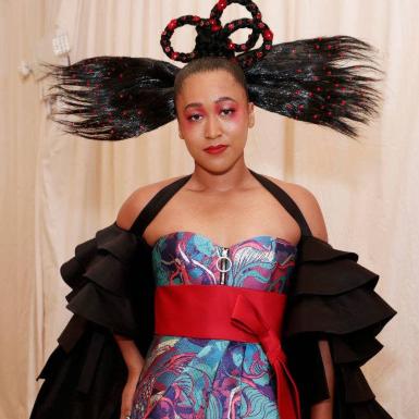 Khám phá câu chuyện thú vị đằng sau chiếc đầm hàng thửa lấy cảm hứng Nhật Bản của Naomi Osaka tại Met Gala 2021