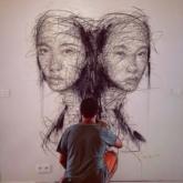 Tranh trắng đen – Nghệ thuật giàu cảm xúc từ sự đơn điệu của màu sắc
