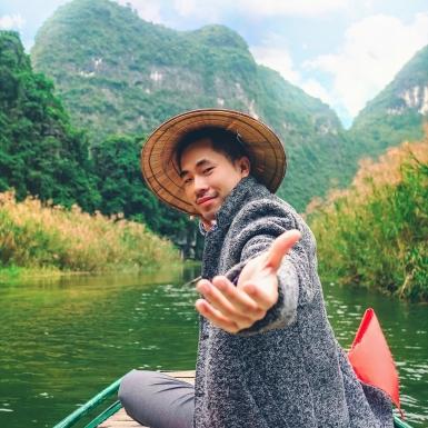 Travel blogger Phan Thế Anh: Nếu đi nhiều giúp ích cho sáng tạo một, ở nhà nâng cấp sáng tạo tới 10!