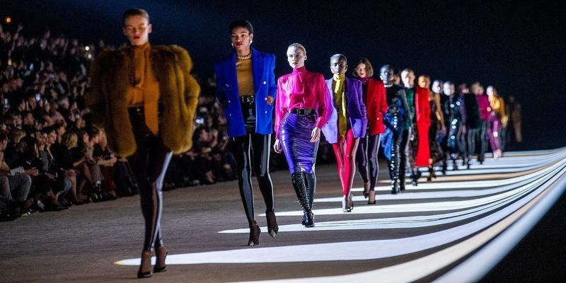 saint laurent tro lai paris fashion week - 2