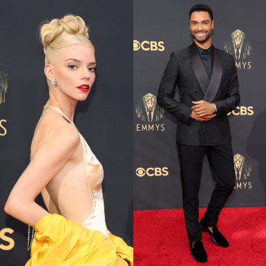 """Dàn sao Hollywood """"càn quét"""" thảm đỏ Emmy 2021 trong các set đồ may đo cao cấp"""