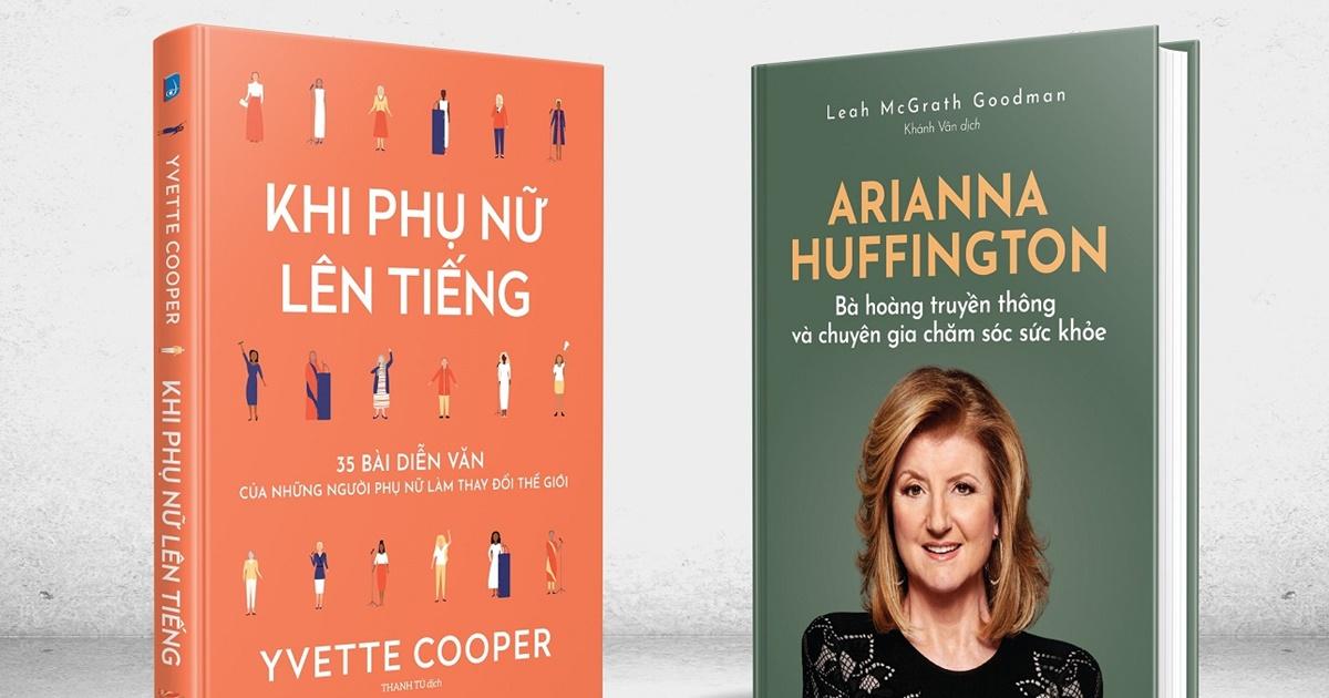 2 tựa sách không thể bỏ lỡ nếu đang tìm cảm hứng theo đuổi sự nghiệp