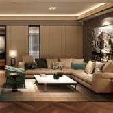 Ritz-Carlton thổi hồn phố cổ vào 104 căn hộ giữa đất thủ đô