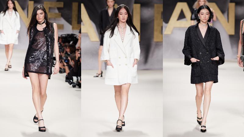 bst chanel xuan he 2022 paris fashion week - 4
