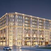 Dự án căn hộ hàng hiệu đầu tiên mang thương hiệu bất động sản huyền thoại có mặt tại Hà Nội