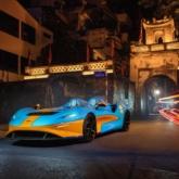 McLaren Elva chọn Việt Nam là địa điểm dừng chân cuối cùng của World Tour 2021