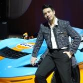"""Nhà sưu tầm Minh """"Nhựa"""" là người đầu tiên giao lưu với McLaren Elva tại Việt Nam"""
