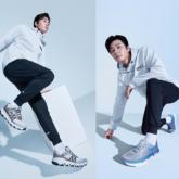 Park Seo Jun đầy cá tính trong bộ ảnh thể thao mới