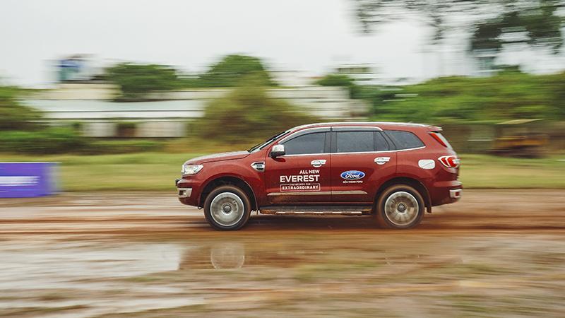 Ford Việt Nam khởi động chuỗi sự kiện lái thử xe tại 18 tỉnh thành