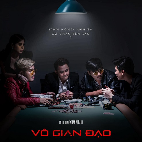 """""""Vô gian đạo"""": phim cờ bạc đầu tiên của điện ảnh Việt Nam liệu có tạo được tiếng vang?"""