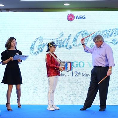 AEG khai trương chi nhánh mới tại Quận Gò Vấp