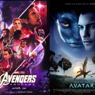 """""""Avatar"""" và """"Avengers: Endgame"""": cuộc so kè khốc liệt cho ngôi vị bom tấn vĩ đại nhất mọi thời"""