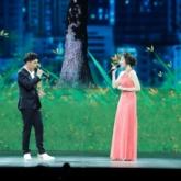 Trấn Thành lần đầu tiên song ca cùng Hari Won trên sân khấu